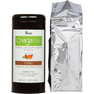 Chaga Tea with Golden Root