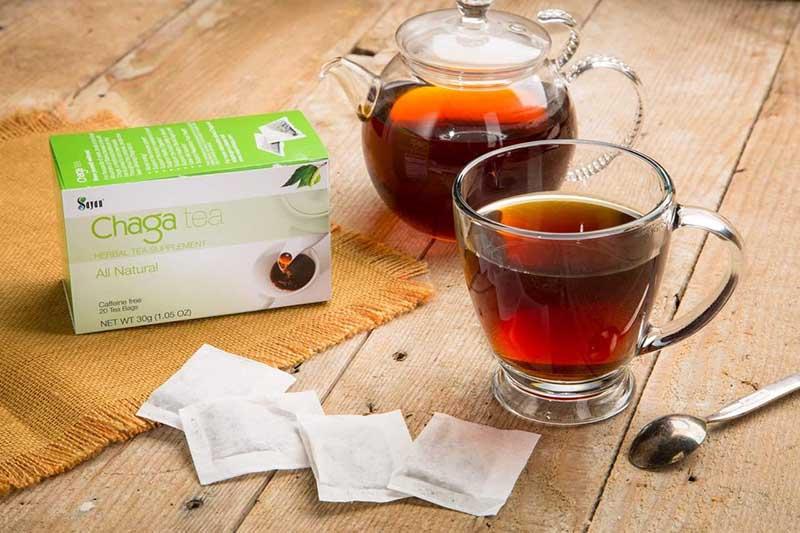 Siberian Chaga Tea Bags