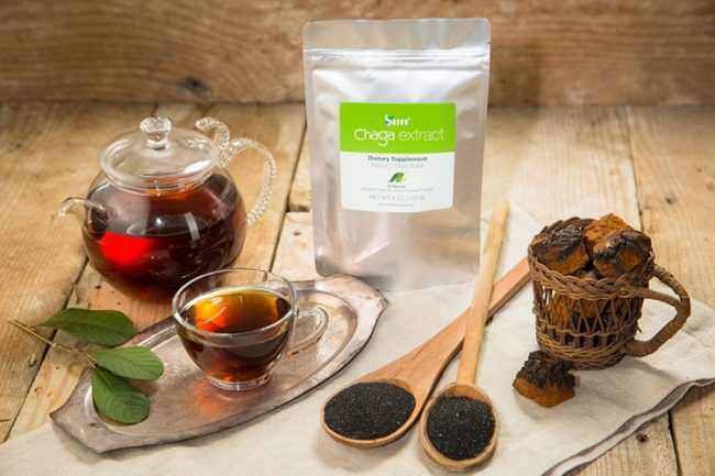 what is chaga good for
