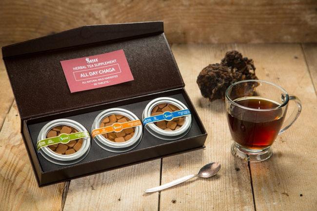 What Is Chaga Mushroom Tea
