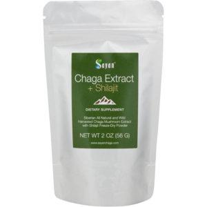 Chaga extract Shilajit