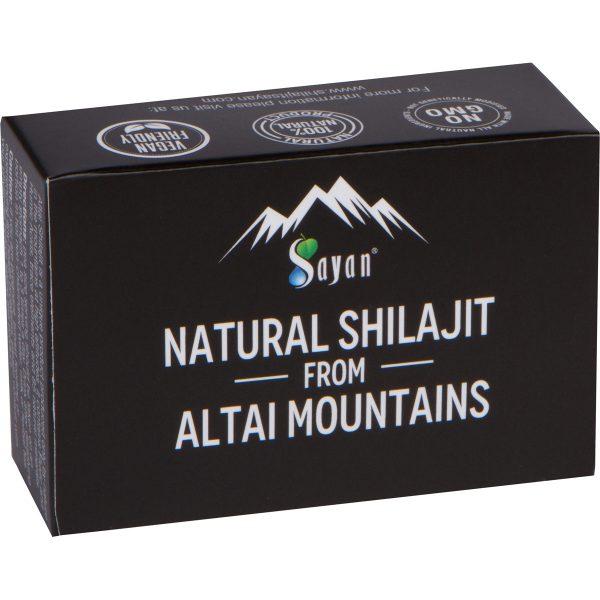 Altai Shilajit
