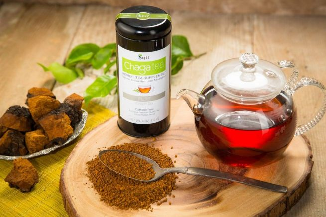 Siberian Chaga Loose Tea