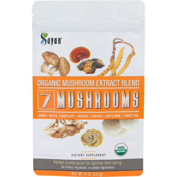 mushroom extract blend