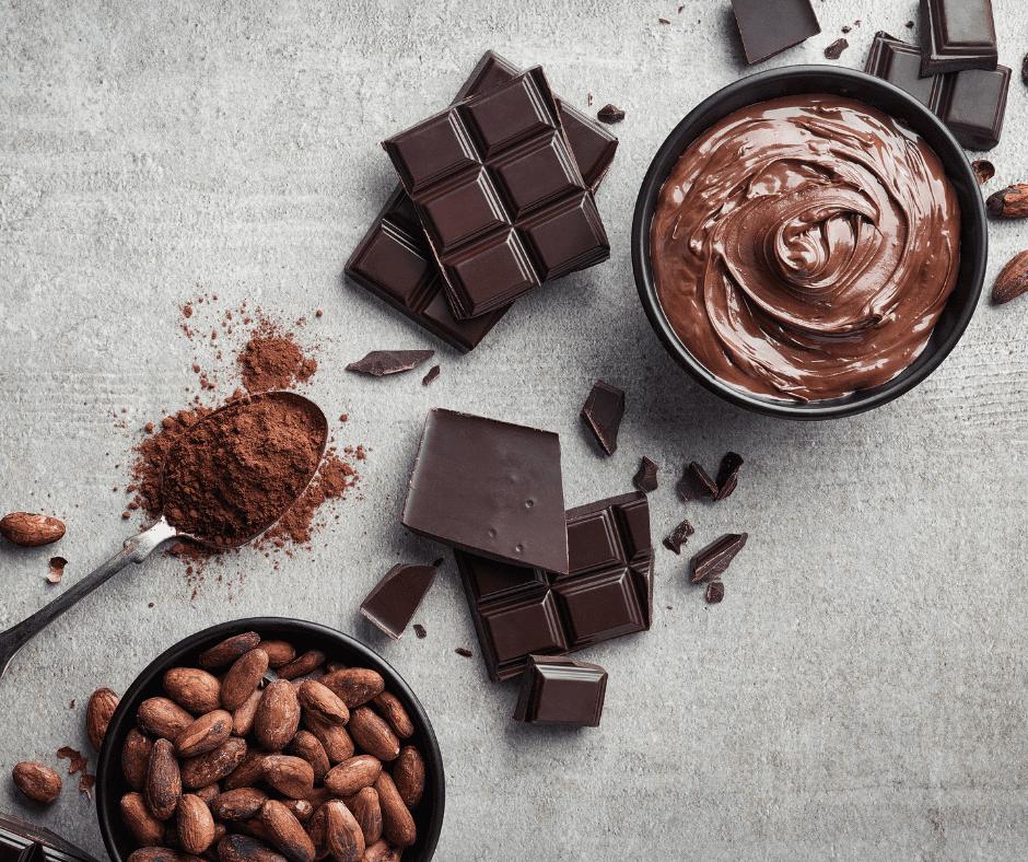 Homemade Immune Chocolate Bars